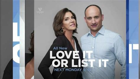 love it or list it hgtv viggle tv commercial hgtv love it or list it ispot tv
