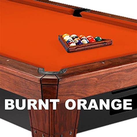 orange pool table cloth 8 simonis 860 burnt orange pool table cloth felt the