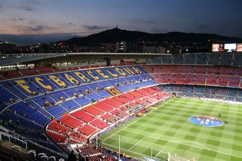 c nou stadium seat map fc barcelona museum and c nou stadium practical