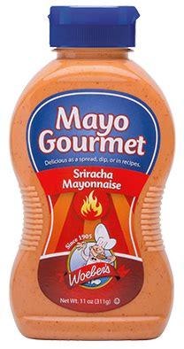 sriracha mayo nutrition woeber s mustard company mayonnaise