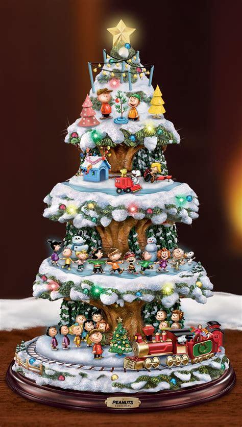 peanuts christmas tree  lights motion   snoopy christmas peanuts christmas