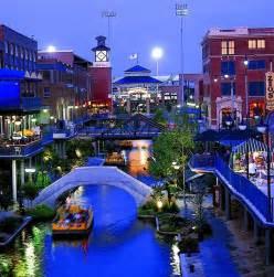 To Oklahoma City Bricktown Canal Oklahoma City Ok Okc