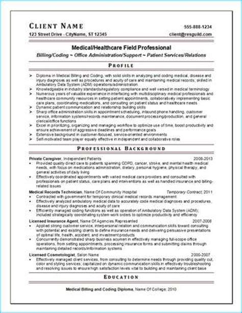Resume Exles For Nursing Home Administrator Nursing Home Administrator Resume Sle Related