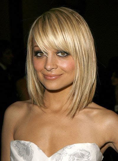 nicole richie blonde bob hair on the brain 187 hair inspiration faye dunaway