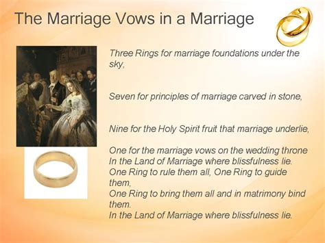 Wedding Vows From The Bible random musings from a doctor s chair the marriage vows