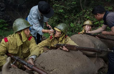 Film Chinese Japanese War | china behind the scenes of a second world war anti