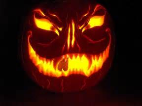 Lovely Cool Easy Jack O Lanterns Designs #7: Evil_pumpkin_carving-13845.jpg