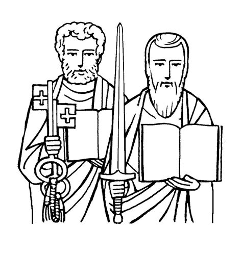 St Augustine Coloring Page today with the saints june 2014
