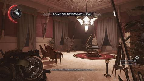 Dishonored 2 Stilton Manor Third Floor - dishonored 2 walkthrough level 7 a in the slab
