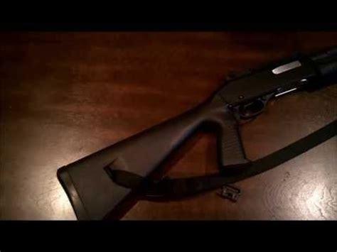 mount  sling   stevens  shotgun youtube