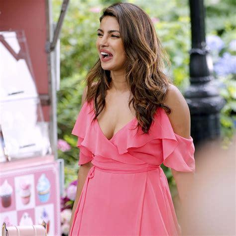 priyanka chopra hollywood full movie priyanka chopra pink dress ultra hd latest photos leaked