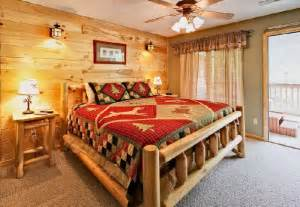 Rustic Country Bedroom Ideas Bedroom Cabin River Retreat The Rustic Country Bedroom
