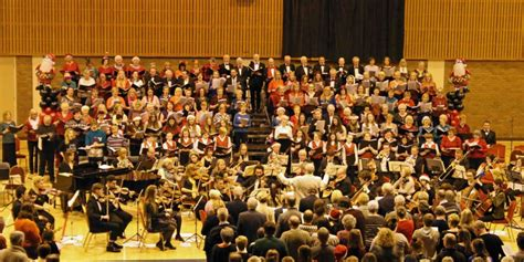 christmas cracker orchestra hospice reaps the benefits of cracker concert east connected