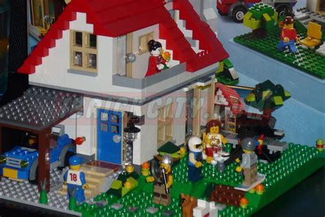 Lego Creator 3 In 1 Hillside House 5771 Bonus 2 Mini Figure lego creator 5771 hillside house i brick city