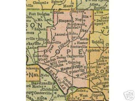 Pope County Court Records Pope County Arkansas Maps And Resources