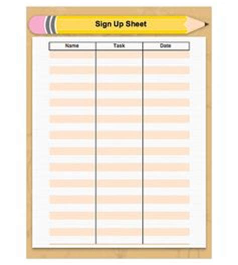 Back To School Sign In Sheet Template by Daily Staff Attendance Record Excel Template Microsoft