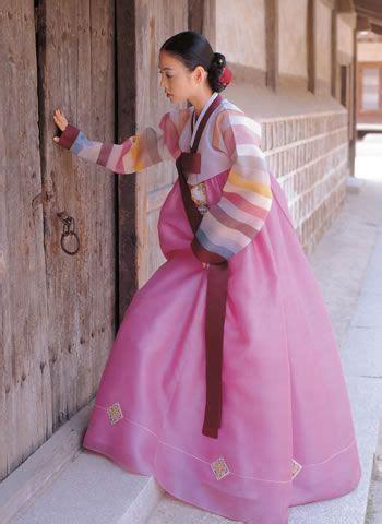 Baju Hanbok Korea 3 manche cor 233 e du sud and tenue on