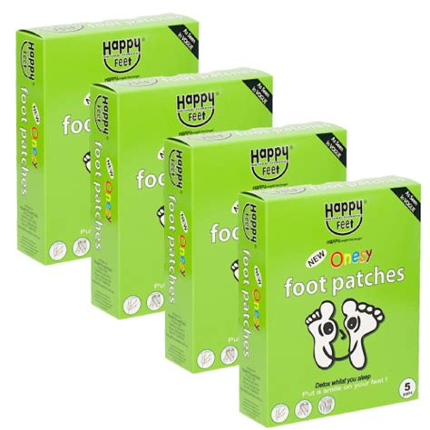 Happy Detox Foot Pads by Happy Detox Foot Patches Buy 1 Get 1 Free