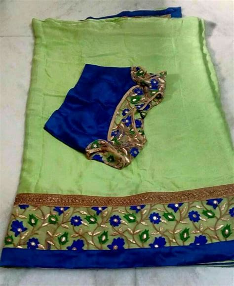 awesome color combinations awesome color combination saree indian fashion