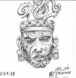 aztec drawing by jreyna on deviantart