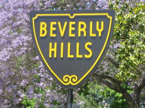beverly hills sign the 16 most iconic signposts in the world