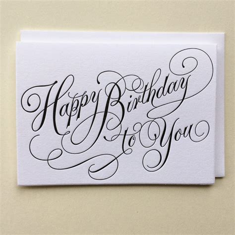 The Best Gift Card - the best birthday cards on etsy the neo trad
