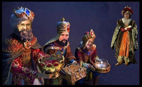 fotos reyes magos montaje romance de los reyes magos por la vera de plasencia