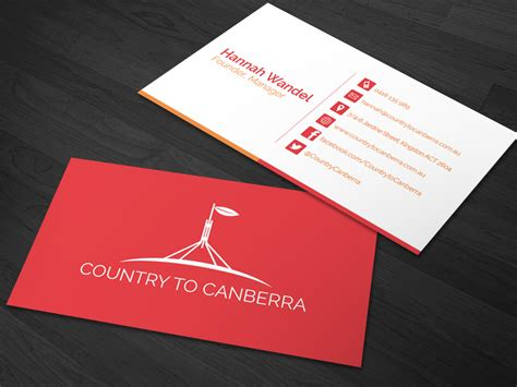 nonprofit business card templates non profit business cards runner up design by