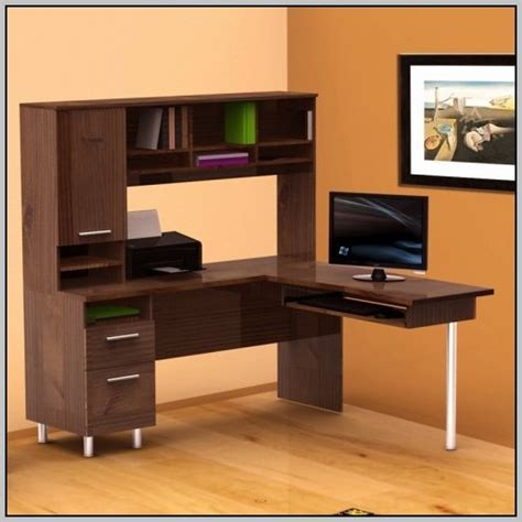 Mainstays L Shaped Desk With Hutch Finishes by Mainstays L Shaped Desk With Hutch Specs Desk Home