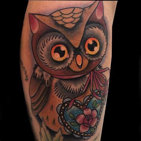 maui atomic tattoo tattoos animal owl