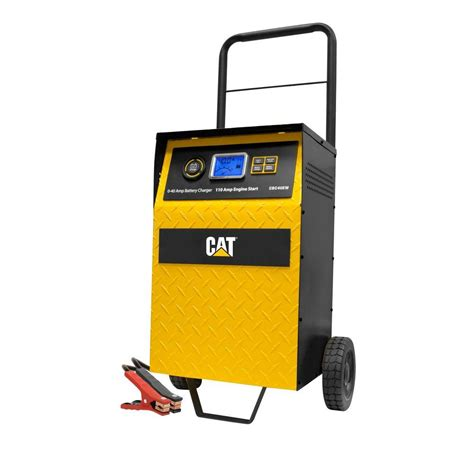 cat 40 wheel charger with 110 engine start cbc40ew
