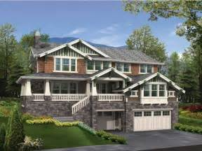Floor Plans With Walkout Basements by How To 2 Storey House Plans With Walkout Basement Design