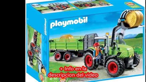 Playmobil Tractor playmobil granja tractor con tr 225 iler 5121
