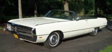 Why Does My Chrysler 300 Turn Hemmings Find Of The Day 1969 Chrysler 300 Convert