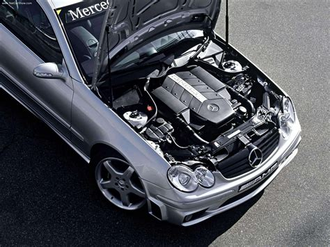 how cars engines work 2003 mercedes benz clk class parental controls mercedes benz clk55 amg f1 safety car 2003 picture 8 of 9