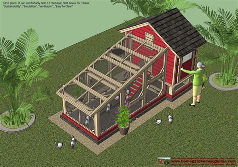 chicken coop designs 8 chickens 12 01 chicken coop design ideas