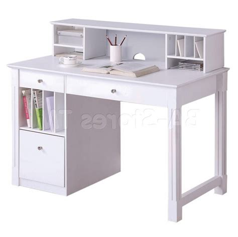 Small White Desks For Bedrooms Best Home Office Desks For Small Bedrooms