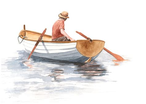 paintings of boats on water pics for gt paintings of boats on water