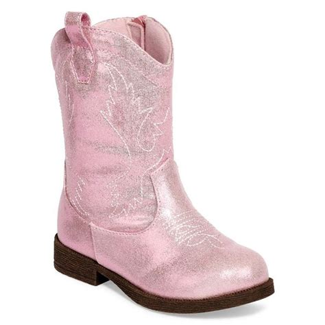 jcpenney cowboy boots jcpenney okie dokie 174 toddler sparkle cowboy boots