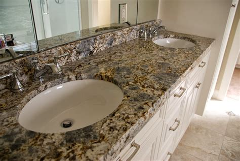 Granite Undermount Bathroom Sink by Why Choose Undermount Bathroom Sinks Bath Decors