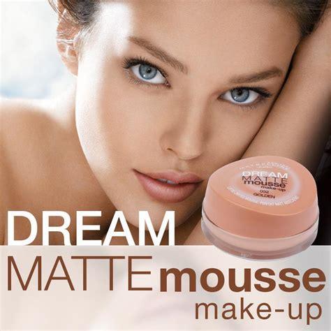Make Up Maybelline New York maybelline new york matte mousse make up 32 golden de