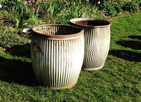 Antiques Decorative Dolly Tubs In From The Vintage Garden Company