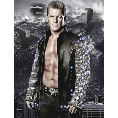 chris jericho light up jacket buy chris jericho light up jacket y2j light up