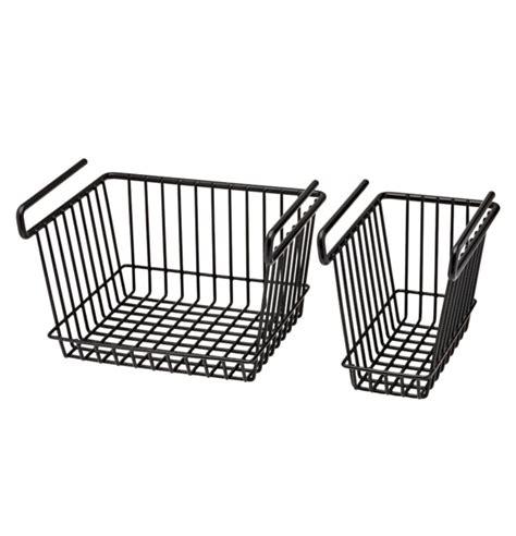 Shelf Hanging Basket by Snapsafe 76011 Hanging Shelf Basket Lg 76011