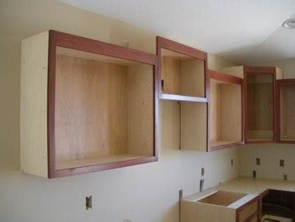 pro build kitchen cabinets build kitchen cabinet woodoperating plans teds