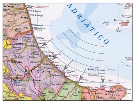 Marche Di Ladari Terremoto In Mare Tra Marche E Abruzzo Rete8