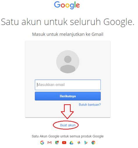 buat akun gmail di hp java buat akun gmail daftar email gmail baru indonesia
