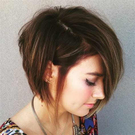 chopped bobs 74 short choppy bob haircuts for women hairstylo