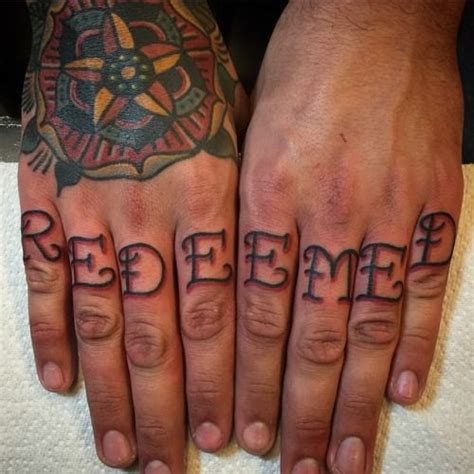 best knuckle tattoos 90 best knuckle tattoos images on knuckle
