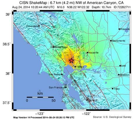 earthquake california bay area earthquakes and bay area data centers it s not if but